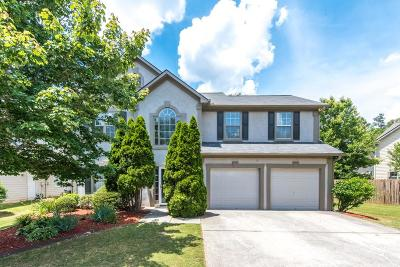 Alpharetta Single Family Home For Sale: 4655 Weathervane Drive
