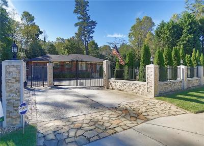 Atlanta Single Family Home For Sale: 39 Johnson Ferry Road NE