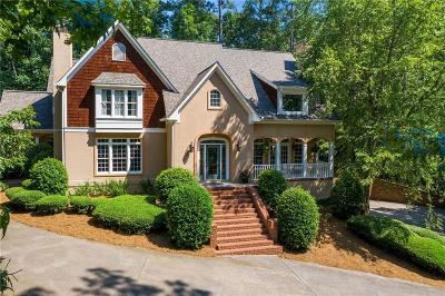 Cartersville Single Family Home For Sale: 16 Bedford Ridge NW