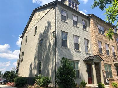 Fulton County Condo/Townhouse For Sale: 10104 Windalier Way #111