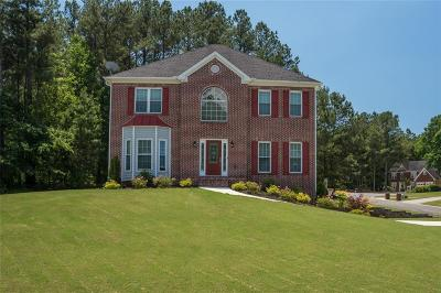 Cobb County Single Family Home For Sale: 1241 Penncross Way SW