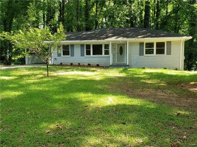 Decatur Single Family Home For Sale: 2371 Timber Ridge Court