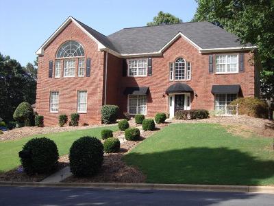 Gwinnett County Rental For Rent: 2330 Evergreen Lane