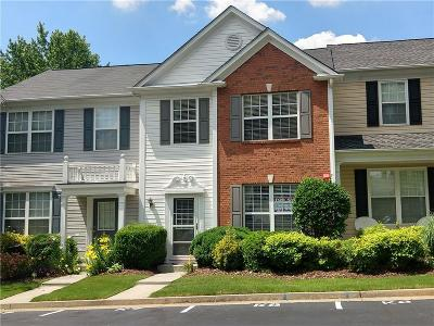 Alpharetta Condo/Townhouse For Sale: 10900 Wittenridge Drive #K7