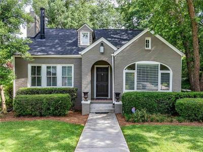 Atlanta Single Family Home For Sale: 756 Cumberland Road NE