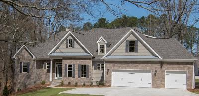 Marietta Single Family Home For Sale: 3453 Ebenezer Road