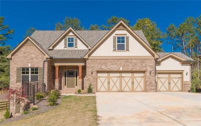 Buford Single Family Home For Sale: 2442 Shadburn Ferry Drive