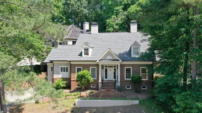 Buckhead Single Family Home For Sale: 835 Peachtree Battle Avenue NW
