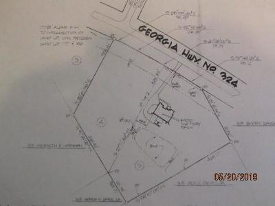 Buford Single Family Home For Sale: 3270 Gravel Springs Road
