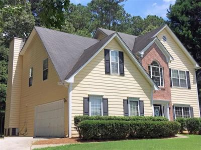 Decatur Single Family Home For Sale: 3208 Harvester Woods Road