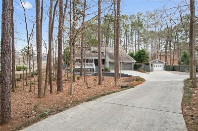 Peachtree Corners, Norcross Single Family Home For Sale: 4200 Gunnin Road