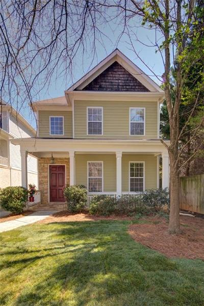 Dekalb County Rental For Rent: 3187 Cates Avenue