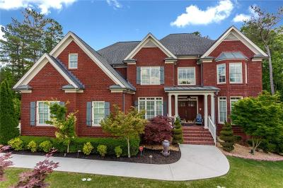 Powder Springs Single Family Home For Sale: 4467 Worthings Court