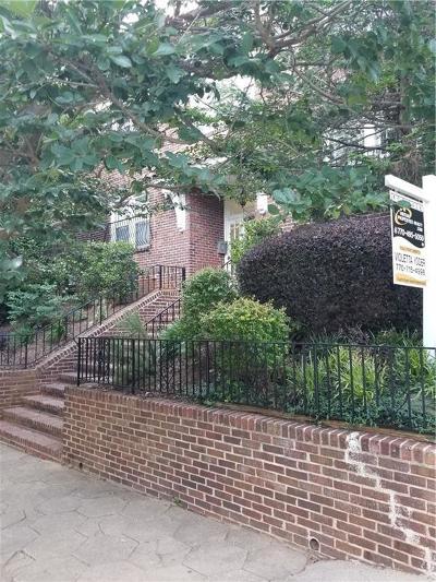 Virginia Highland Condo/Townhouse For Sale: 968 Saint Charles Avenue NE #106