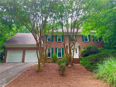 Duluth Single Family Home For Sale: 4765 Masters Court