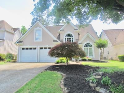 Marietta Single Family Home For Sale: 2812 Colleton Drive
