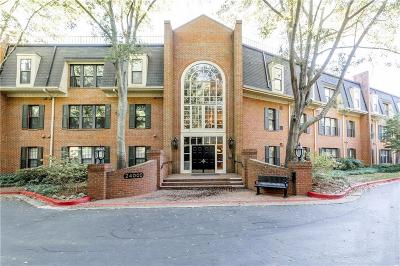 Atlanta Condo/Townhouse For Sale: 24312 Plantation Drive NE #312