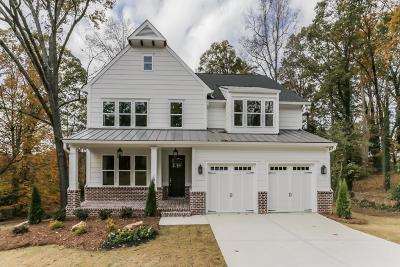 Cobb County Single Family Home For Sale: 1174 Church Street SE