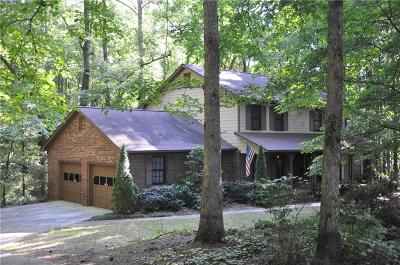 Acworth Single Family Home For Sale: 5985 Fords Road