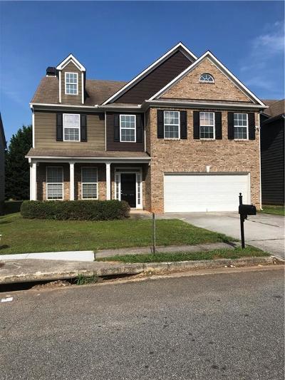 Lawrenceville Single Family Home For Sale: 3557 Drayton Manor Run
