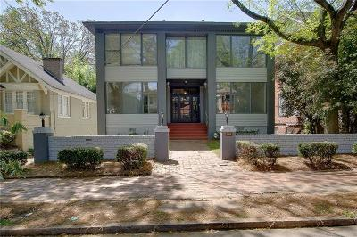 Fulton County Rental For Rent: 323 4th Street NE #201