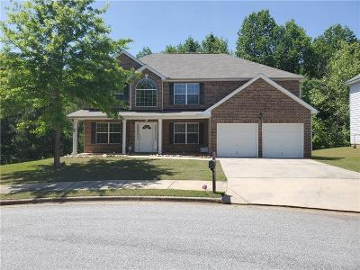 Atlanta Single Family Home For Sale: 2927 Chilhowee Drive