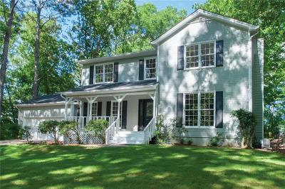 Brookhaven Single Family Home For Sale: 3826 Howell Ferry Road