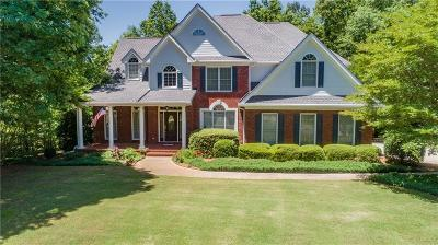 Newton County Single Family Home For Sale: 135 Glengarry Chase