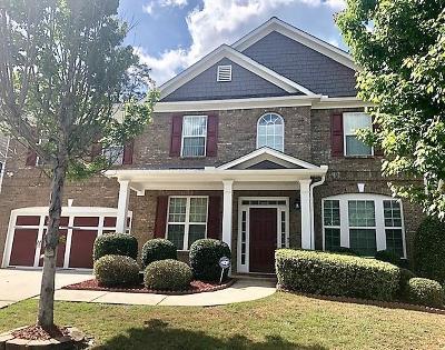 Lawrenceville Single Family Home For Sale: 3143 Bridge Walk Drive