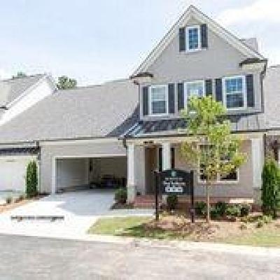 Marietta Condo/Townhouse For Sale: 3518 Clemont Circle