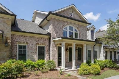 Peachtree Corners, Norcross Condo/Townhouse For Sale: 6216 Gaines Street