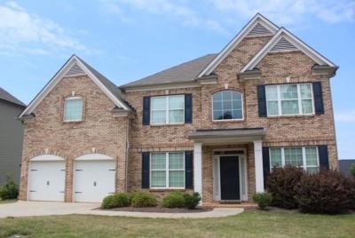 Atlanta Single Family Home For Sale: 2527 Ozella Place SW