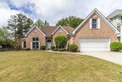 Dekalb County Single Family Home For Sale: 4243 Sweet Meadow Lane