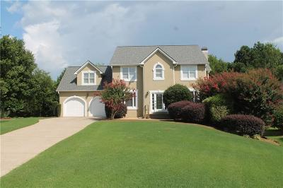 Forsyth County Single Family Home For Sale: 3330 Chartwell Place