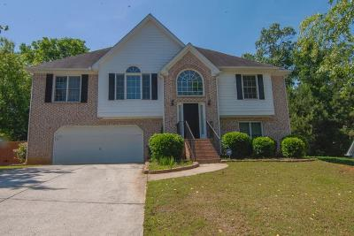 Marietta Single Family Home For Sale: 1331 Red Hill Road