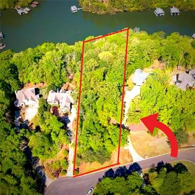 Residential Lots & Land For Sale: 5575 Chestatee Landing Drive