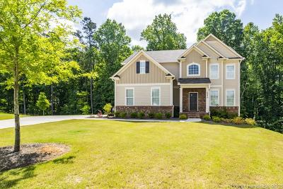 Powder Springs Single Family Home For Sale: 4904 Crider Creek Cove