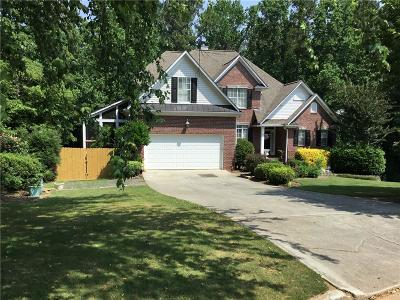 Lawrenceville Single Family Home For Sale: 1785 Russells Pond Lane