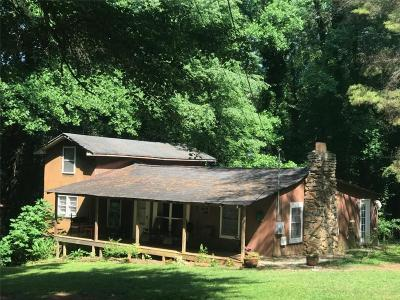 Canton Single Family Home For Sale: 859 Pinecrest Road
