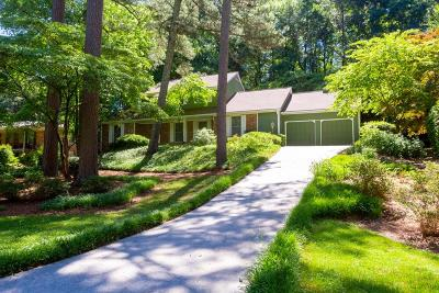Druid Hills Single Family Home For Sale: 329 Durand Falls Drive