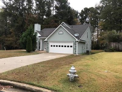 Alpharetta GA Single Family Home For Sale: $314,900