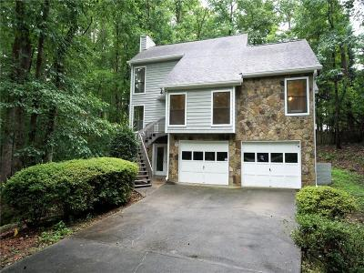 Marietta Single Family Home For Sale: 1954 Hitching Post Lane