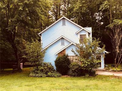 Snellville Single Family Home For Sale: 2010 Marshall Trail