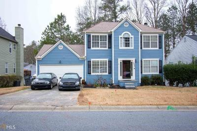 Austell Single Family Home For Sale: 1222 Ling Way