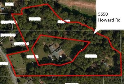 Cumming Residential Lots & Land For Sale: 5650 Howard Road