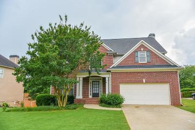 Canton Single Family Home For Sale: 153 Ardsley Run