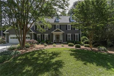 Dunwoody Single Family Home For Sale: 5469 Redstone Terrace