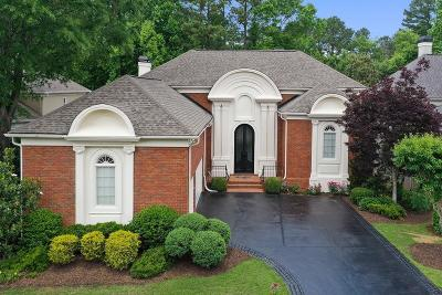 Alpharetta GA Single Family Home For Sale: $725,000