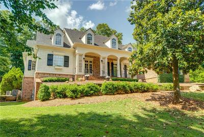 Sandy Springs GA Single Family Home For Sale: $1,345,000