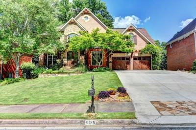 Peachtree Corners, Norcross Single Family Home For Sale: 4155 Treaddur Bay Lane